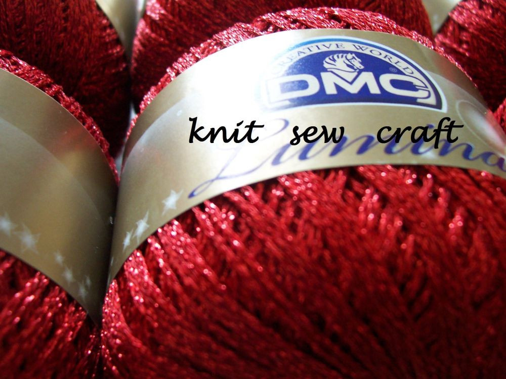 Yarn with Metallic Thread Beautiful Red Metallic Crochet Thread Dmc Lumina Scarlet Crimson Of Lovely 44 Pics Yarn with Metallic Thread