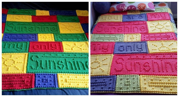 You are My Sunshine Blanket Luxury You are My Sunshine Crochet Pattern Of Luxury 29 Models You are My Sunshine Blanket