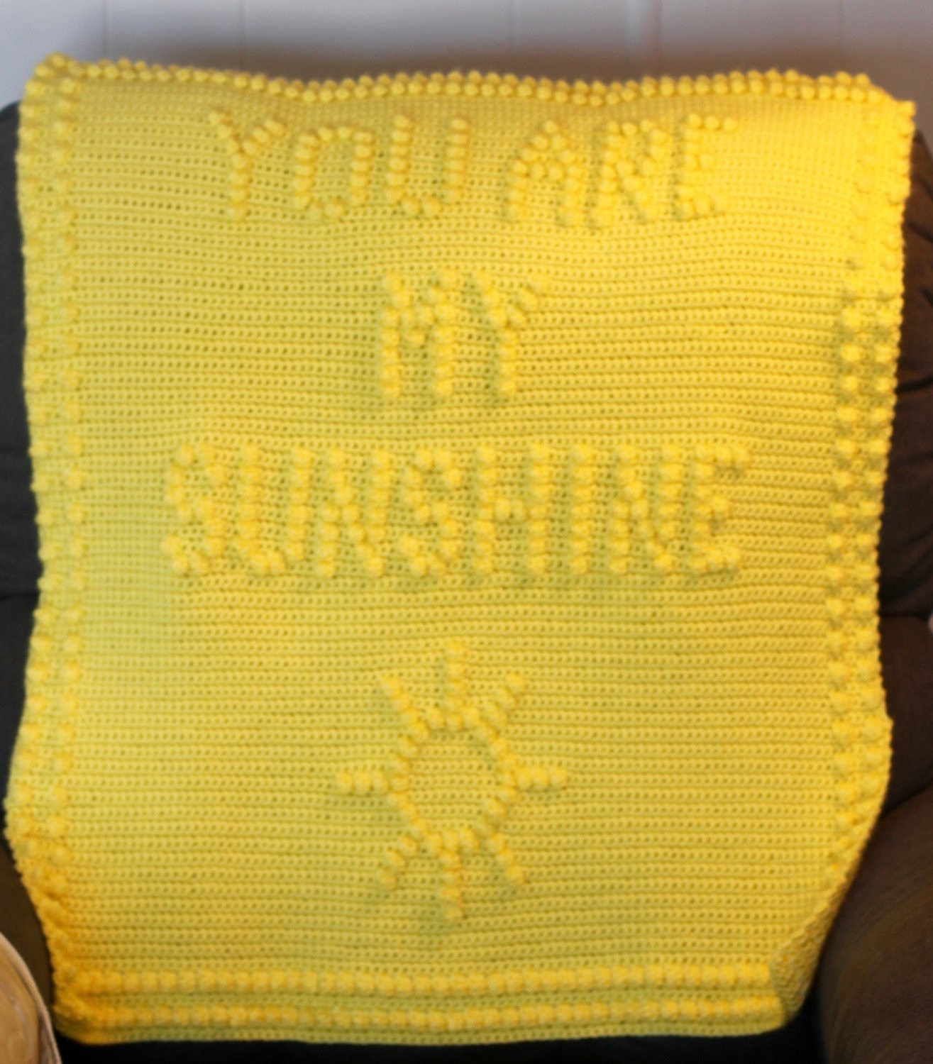 You are My Sunshine Crochet Pattern Luxury Instant Download You are My Sunshine Crochet Baby Blanket Of Unique 46 Models You are My Sunshine Crochet Pattern