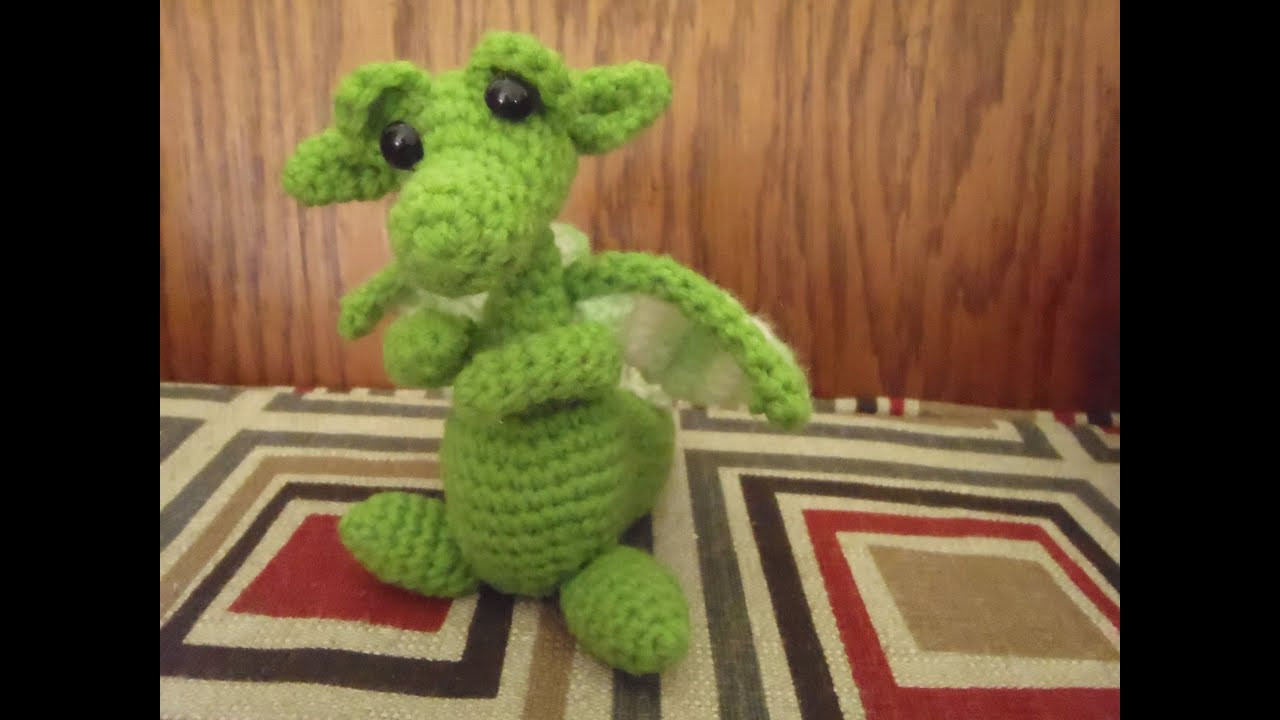 "Youtube Crochet Awesome Crochet Baby Snow Dragon for ""dummies"" Of Brilliant 46 Pictures Youtube Crochet"