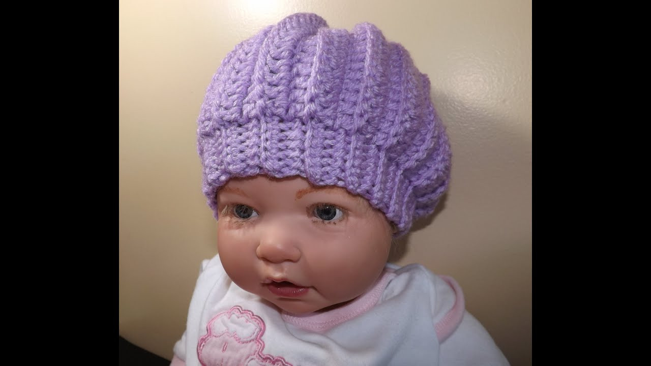 Youtube Crochet Beautiful Free Easy Crochet Baby Hat Pattern Crochet Patterns Free Of Brilliant 46 Pictures Youtube Crochet