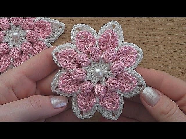 Youtube Crochet Elegant 17 Best Ideas About Crocheted Flowers On Pinterest Of Brilliant 46 Pictures Youtube Crochet