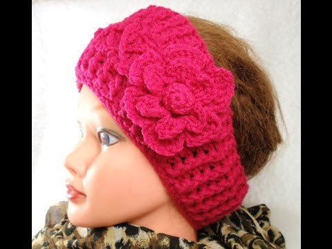 Youtube Crochet Inspirational Diy Crochet Headband and Crochet Flower Tutorials Of Brilliant 46 Pictures Youtube Crochet