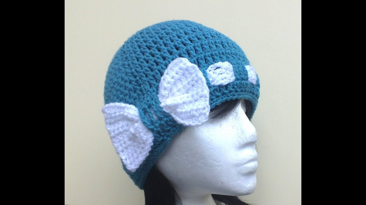 Youtube Crochet Lovely Bow Licious Hat Crochet Tutorial Of Brilliant 46 Pictures Youtube Crochet