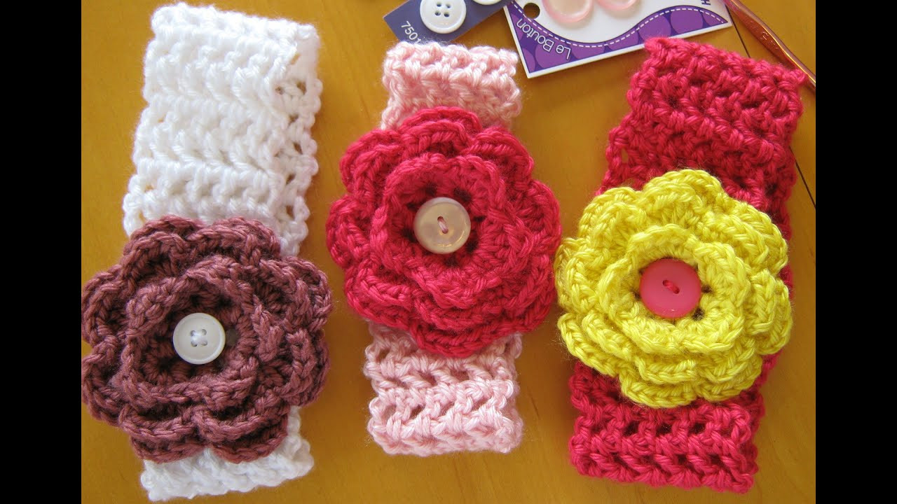 Youtube Crochet Lovely How to Crochet A Hairband or Headband All Sizes Of Brilliant 46 Pictures Youtube Crochet