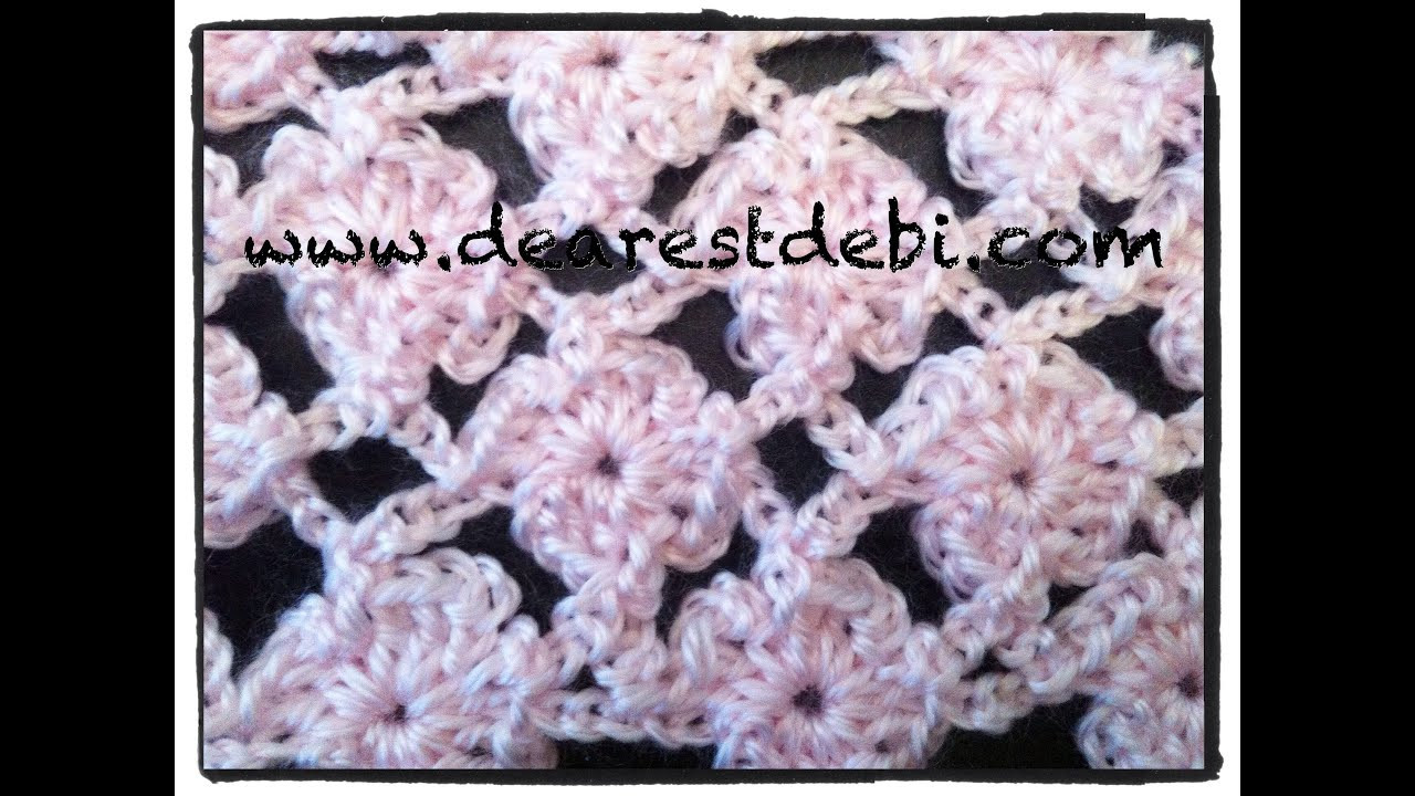 Youtube Crochet New Crochet Flower Lattice Stitch Of Brilliant 46 Pictures Youtube Crochet