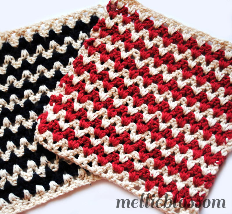 Zig Zag Crochet Pattern Best Of Free Crochet Dishcloth and Scrubbie Patterns Of Incredible 44 Models Zig Zag Crochet Pattern