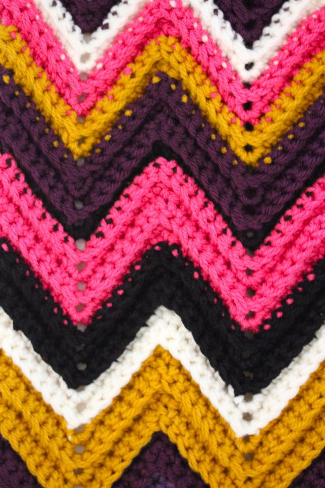 Zig Zag Crochet Pattern Fresh the 391 Best Images About Couture Crochet Chevron Stitches Of Incredible 44 Models Zig Zag Crochet Pattern