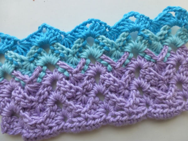"Zig Zag Crochet Pattern Lovely How to Crochet Crochet Stitch ""zigzag with Profile Of Incredible 44 Models Zig Zag Crochet Pattern"